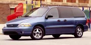 2002 Ford Windstar Wagon Photo