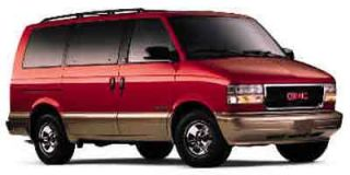 2002 GMC Safari Passenger Photo