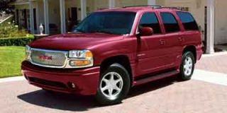 2002 GMC Yukon Denali Photo