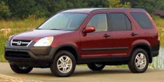 2002 Honda CR-V Photo