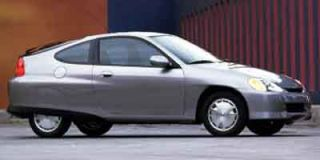 2002 Honda Insight Photo