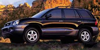 2002 Hyundai Santa Fe Photo