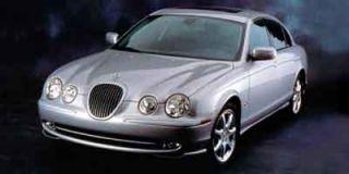 2002 Jaguar S-TYPE w/Sport & Prem Pkgs