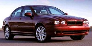 2002 Jaguar X-TYPE Photo