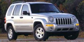 2002 Jeep Liberty Photo
