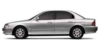 2002 Kia Optima Photo