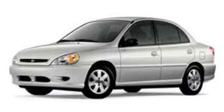 2002 Kia Rio Photo