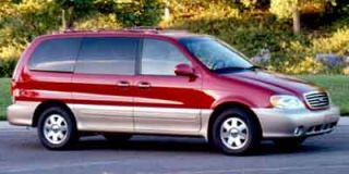 2002 Kia Sedona Photo