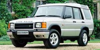 2002 Land Rover Discovery Series II Photo