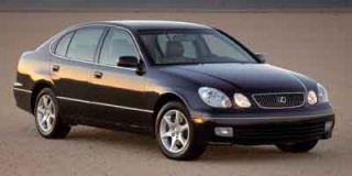 2002 Lexus GS 300