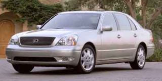 2002 Lexus LS 430 Photo