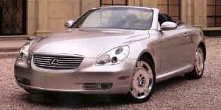 2002 Lexus SC 430 Photo