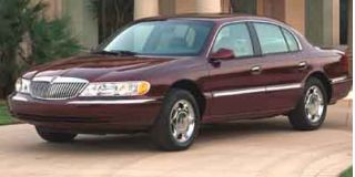 2002 Lincoln Continental Photo