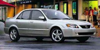 2002 Mazda Protege Photo