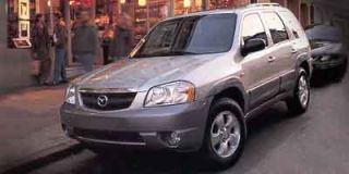 2002 Mazda Tribute SUV Photo