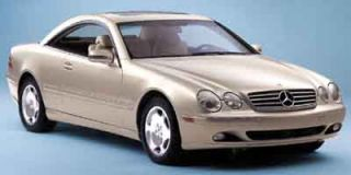 2002 Mercedes-Benz CL Class Photo