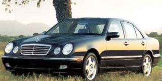2002 Mercedes-Benz E Class Photo