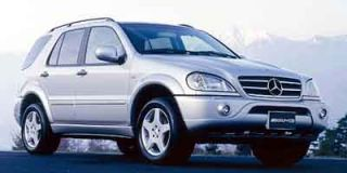 2002 Mercedes-Benz M Class Photo