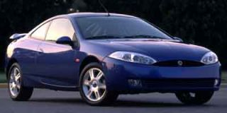 2002 Mercury Cougar Photo