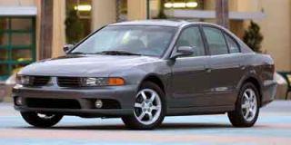2002 Mitsubishi Galant Photo