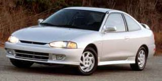 2002 Mitsubishi Mirage Photo