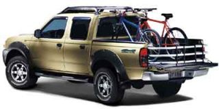 2002 Nissan Frontier 2WD Photo