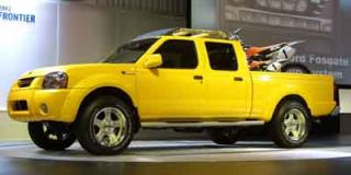 2002 Nissan Frontier 4WD Photo