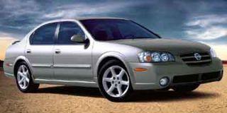 2002 Nissan Maxima SE