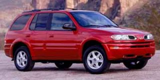 2002 Oldsmobile Bravada Photo