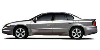 2002 Pontiac Bonneville Photo
