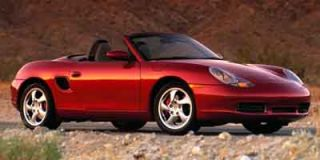 2002 Porsche Boxster Photo