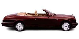 2002 Rolls-Royce Corniche Photo