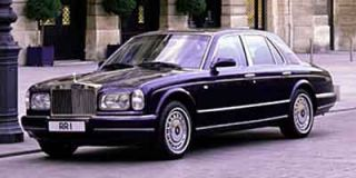 2002 Rolls-Royce Silver Seraph Photo