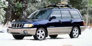 2002 Subaru Forester Photo
