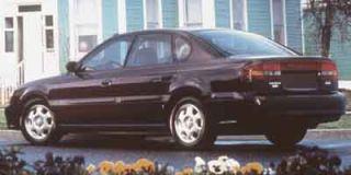 2002 Subaru Legacy Sedan Photo