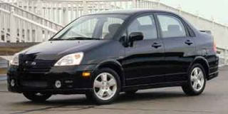 2002 Suzuki Aerio Photo