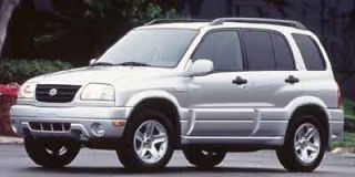 2002 Suzuki Grand Vitara Photo