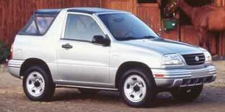 2002 Suzuki Vitara Photo