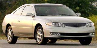 2002 Toyota Camry Solara Photo