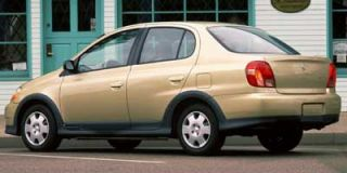 2002 Toyota Echo Photo