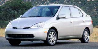 2002 Toyota Prius Photo