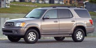 2002 Toyota Sequoia Photo