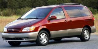 2002 Toyota Sienna Photo