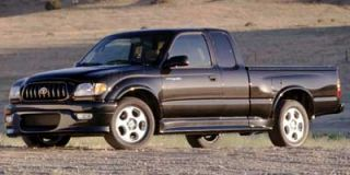 2002 Toyota Tacoma Photo