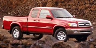 2002 Toyota Tundra Photo