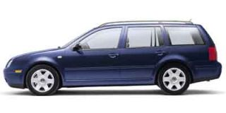 2002 Volkswagen Jetta Wagon Photo