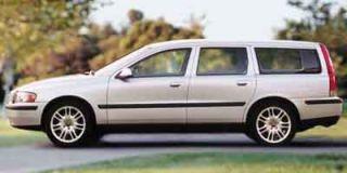 2002 Volvo V70 Photo
