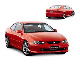 2002 Holden Monaro