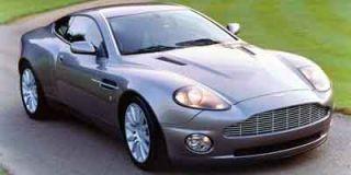 2003 Aston Martin Vanquish Photo