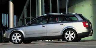 2003 Audi A4 Photo